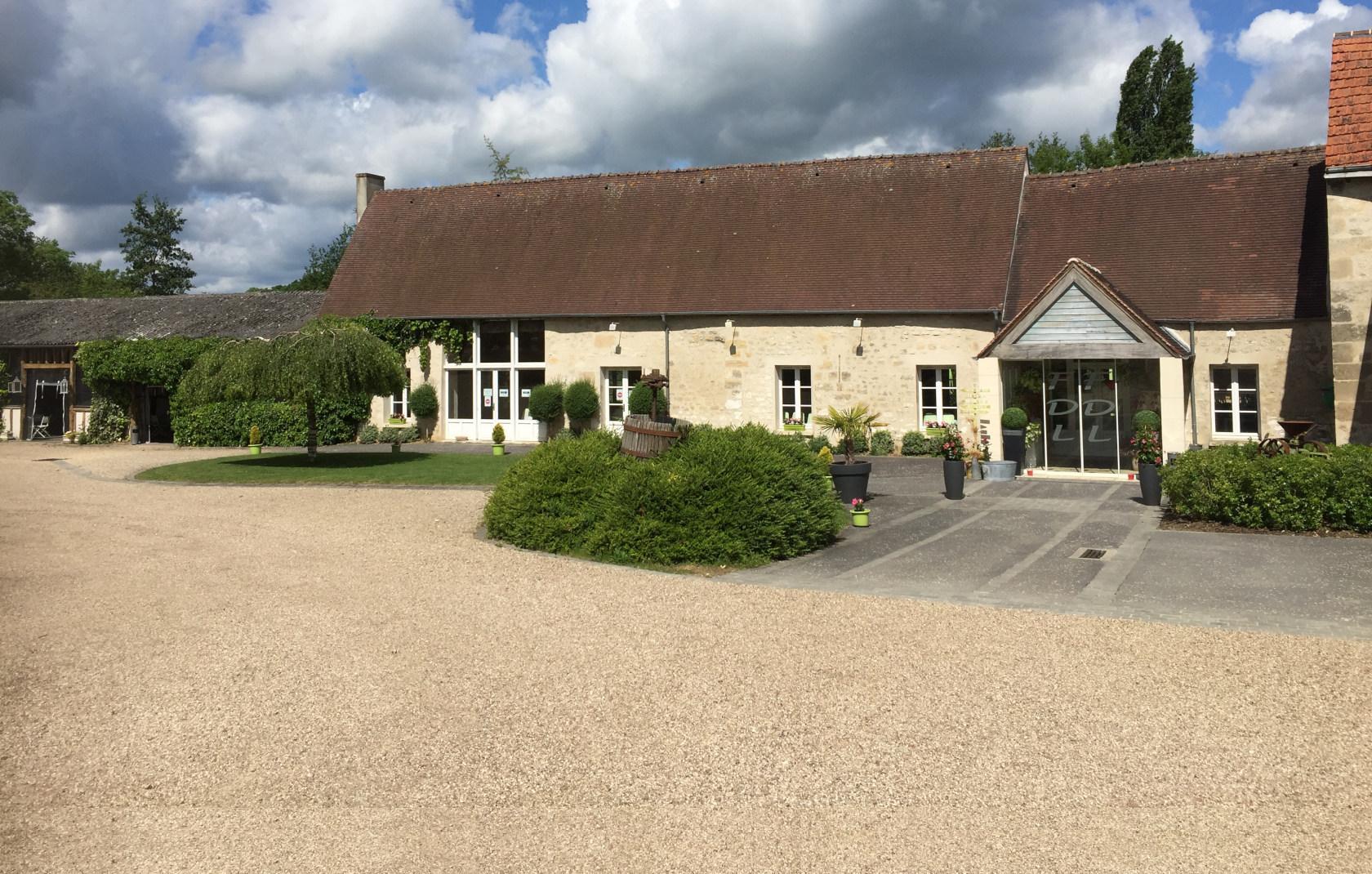 La Ferme De Labbeville Location De Salle Evenements Prives Et