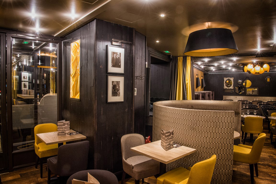 Le cosy restaurant bar pub concert maisons laffitte yvelines